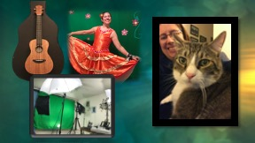 cats, dancing, and cosplaying... learn more about me
