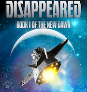 Cover of The Disappeared - The hunt for a mysterious, disappearing bounty.