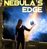 Cover of space opera Nebula's Edge.