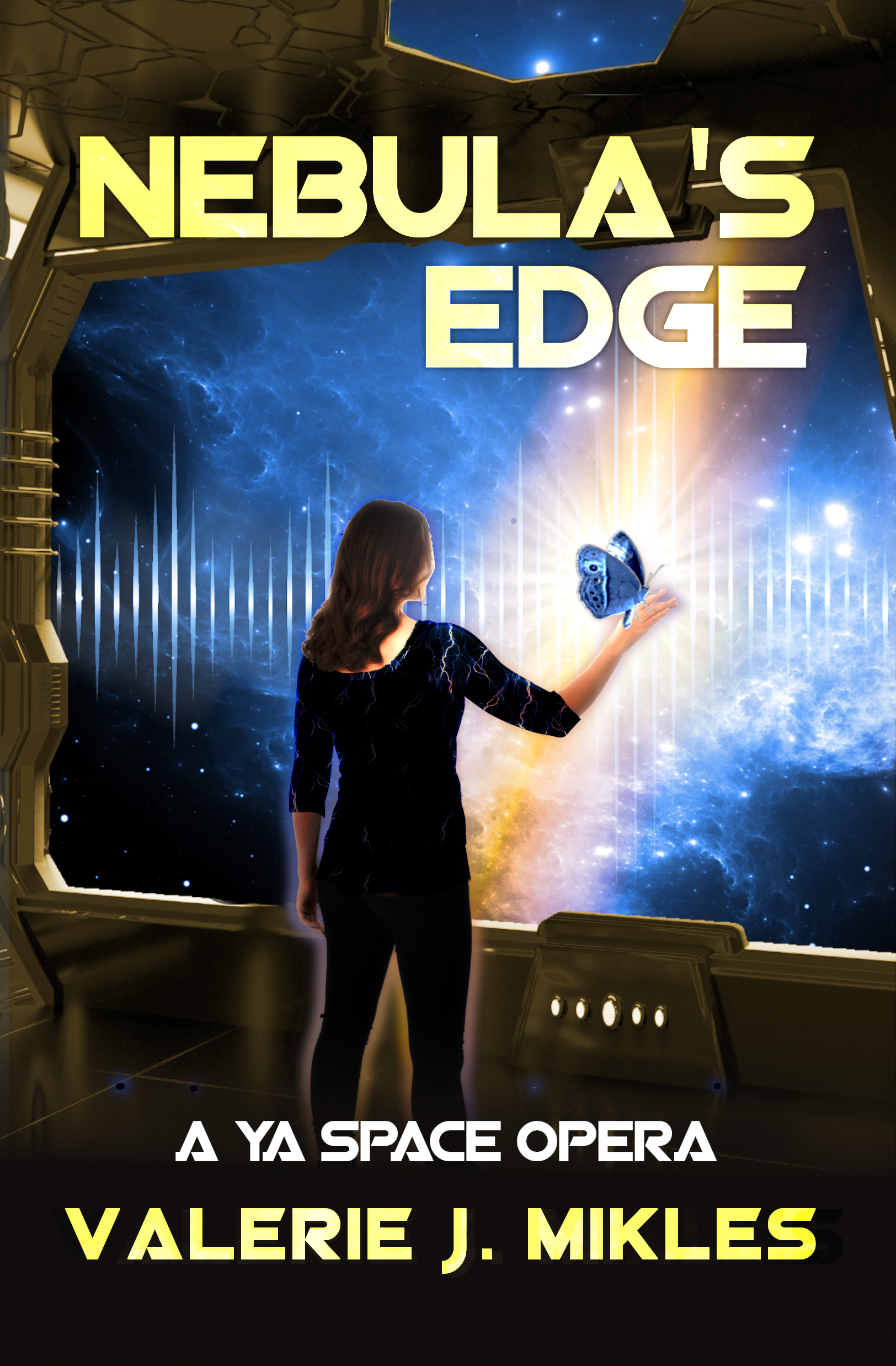 Cover of Nebula's Edge